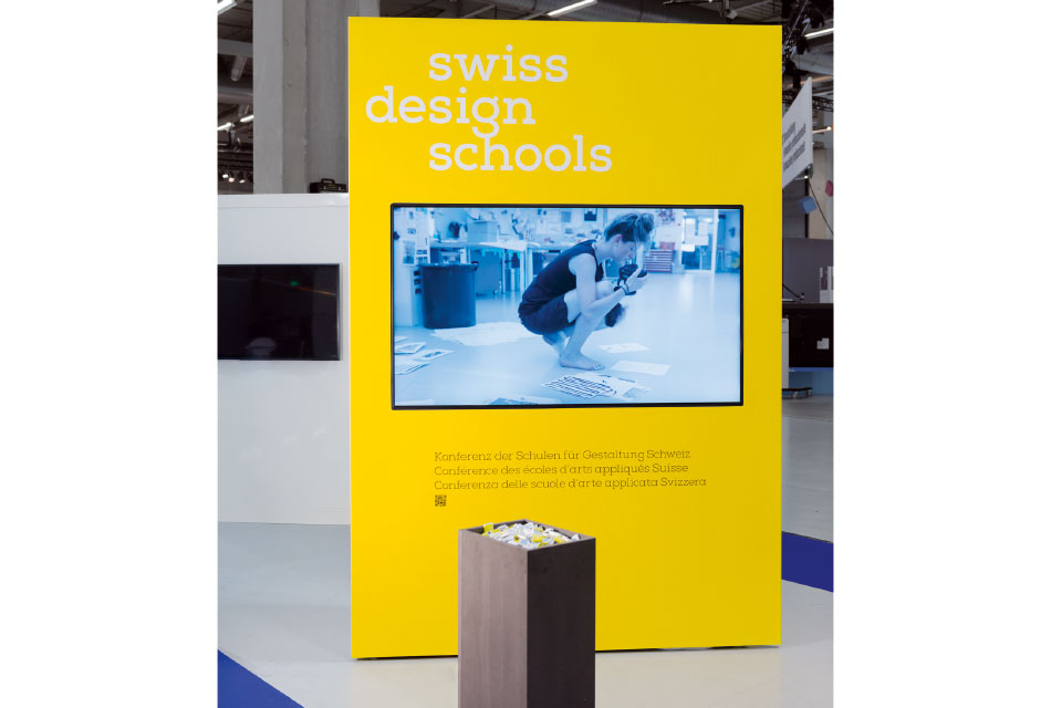 SWISS DESIGN SCHOOLS