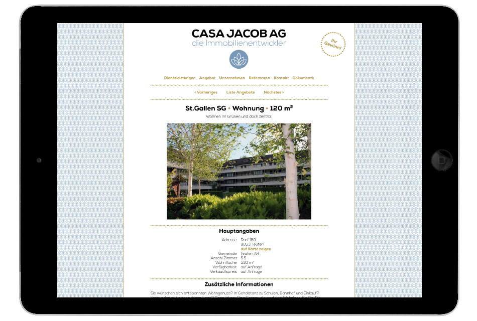 CASA JACOB AG