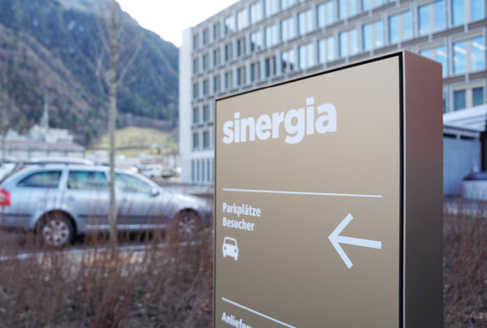 sinergia – municipal center Canton of Grisons